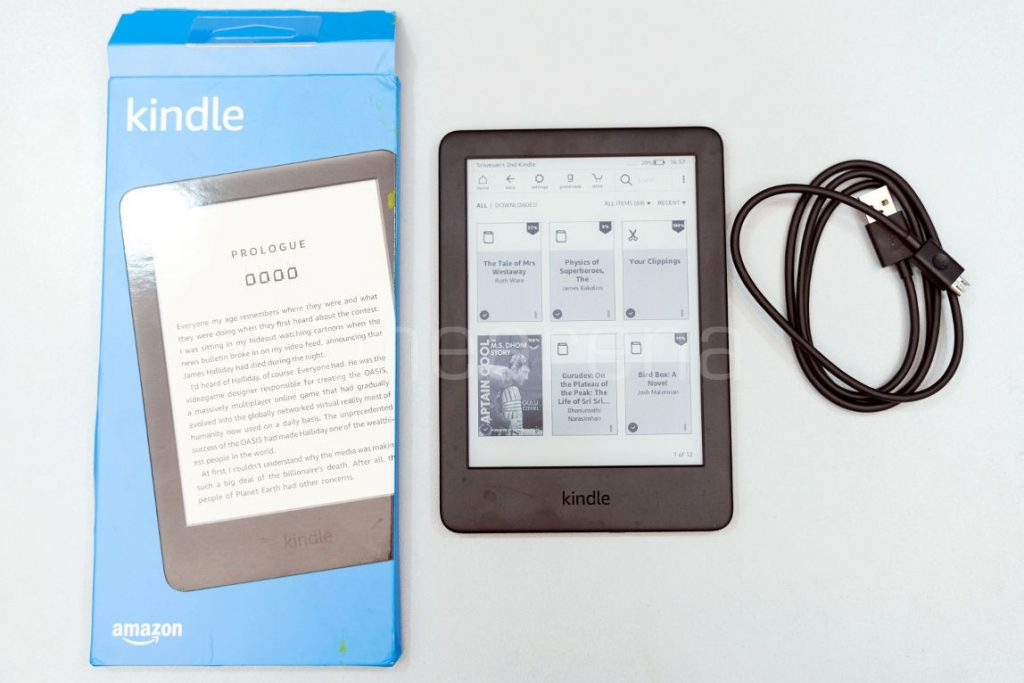 Amazon Kindle (2019) Review
