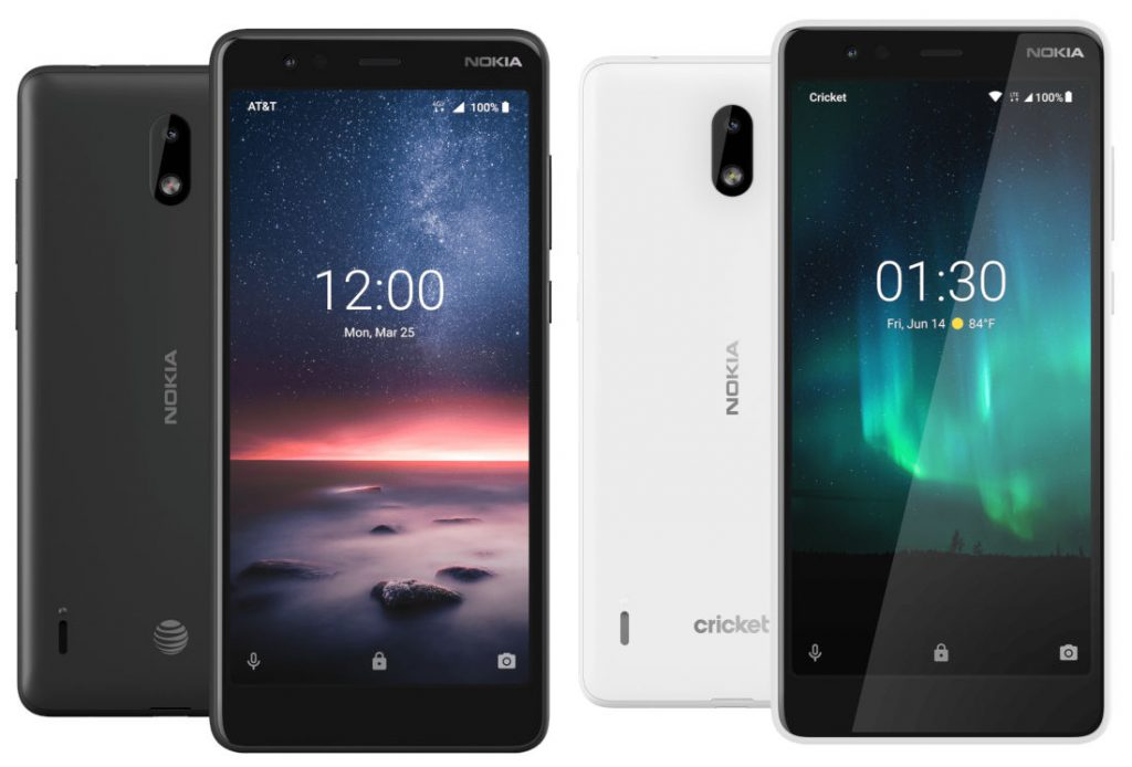 Nokia 3.1 A and Nokia 3.1 C with 5.45-inch HD display, Snapdragon 429, Android Pie announced