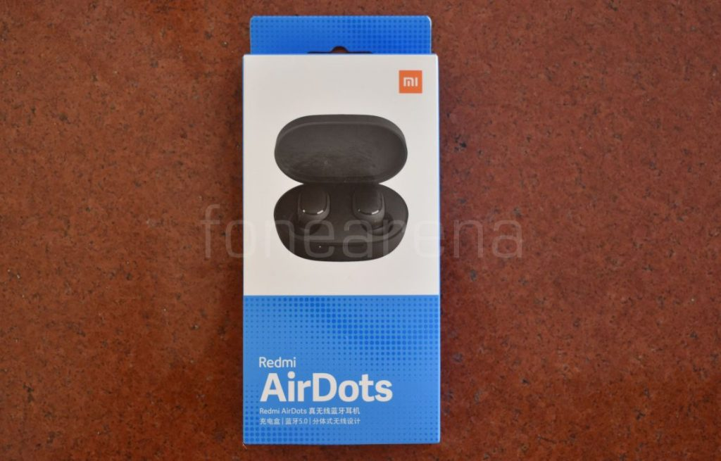 6333f618eef Redmi AirDots Unboxing and First Impressions