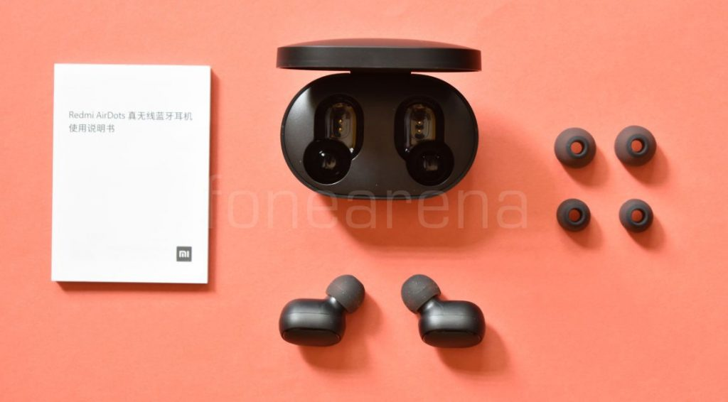 1bd763cb198 Redmi AirDots Unboxing and First Impressions