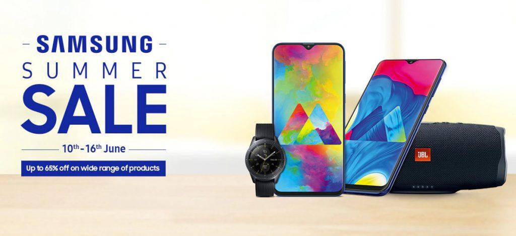 Samsung Summer Sale: Discounts on smartphones, TVs