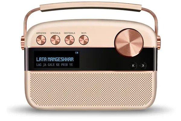 Saregama Carvaan 2 0 with WiFi, 5000 pre-loaded songs