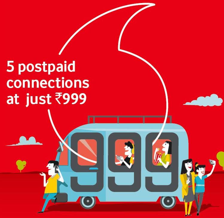 Image result for vodafone red postpaid plans