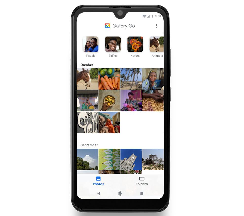 Image result for google gallery go app