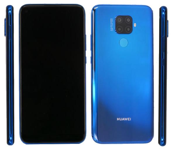 Image result for Huawei nova 5i Pro