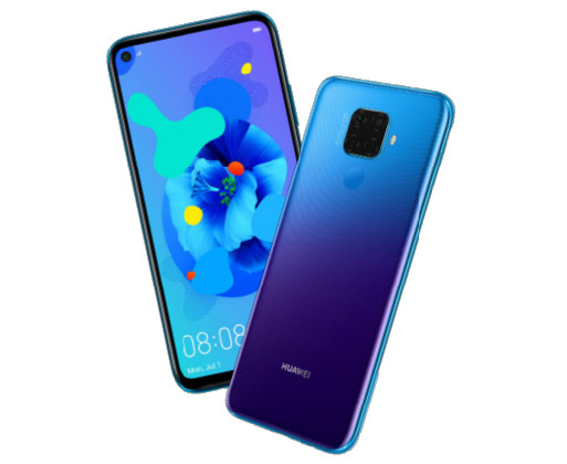HUAWEI Nova 5i Pro with 6.26-inch FHD+ display, Kirin 810, 8GB RAM, quad rear cameras gets certified