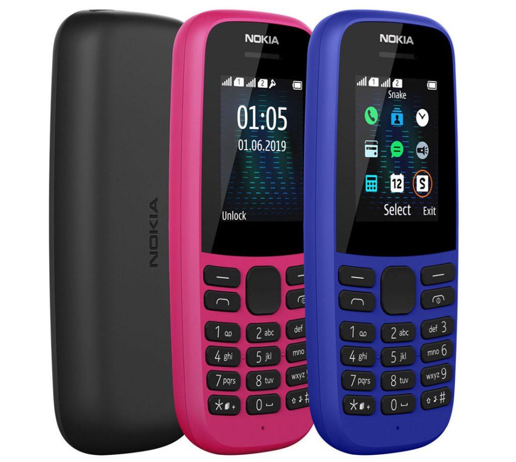 Nokia 220 Dirilis Lagi dengan Dukungan 4G dan RAM 16 MB