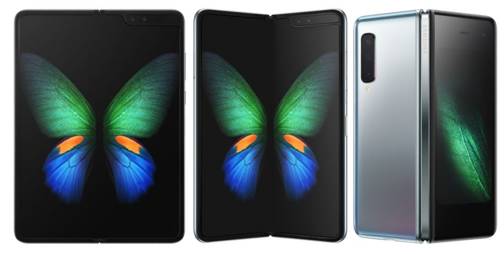 This image has an empty alt attribute; its file name is Samsung-Galaxy-Fold-1024x516.jpg