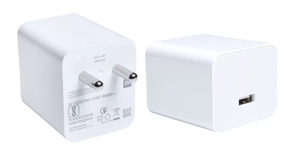 Xiaomi Mi 27W SonicCharge Superfast charger launched in