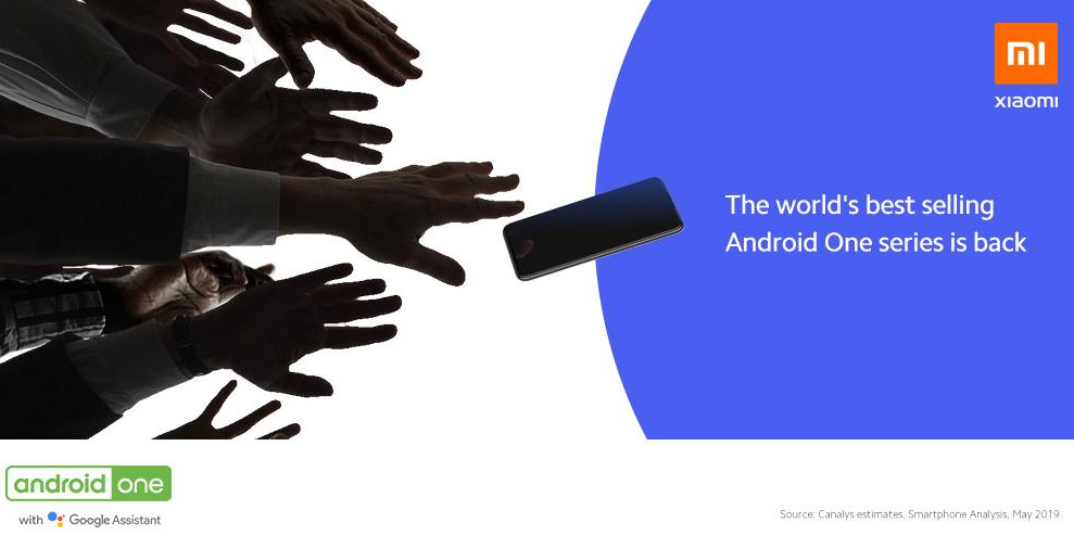 Xiaomi Mi A3 Android One smartphone with improved front and rear cameras coming soon confirms the company