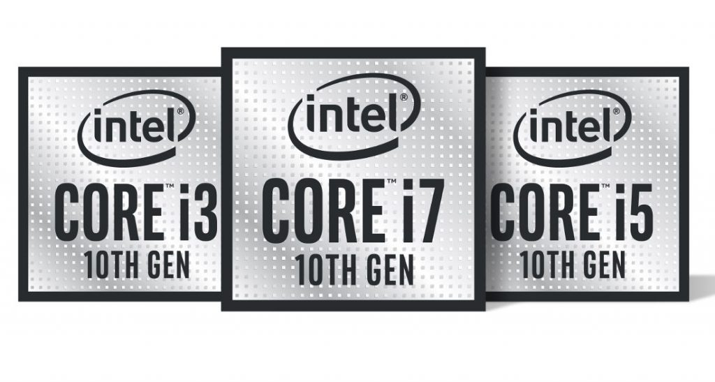 Intel 10th Gen 'Comet Lake' U-series and Y-series processors