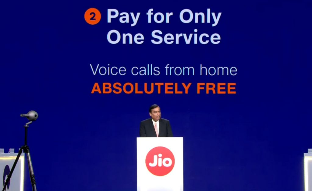 How to activate free voice calling on JioFiber and get Jio