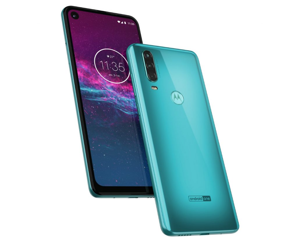Motorola One Action with 6.3-inch FHD+ 21:9 display, triple rear cameras announced