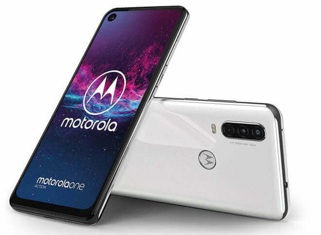 Motorola schedules an event in India on August 23, Motorola One Action expected
