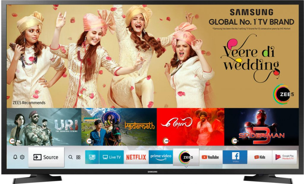 Samsung 32-inch and 40-inch Smart 7-in-1 LED TVs and 'The