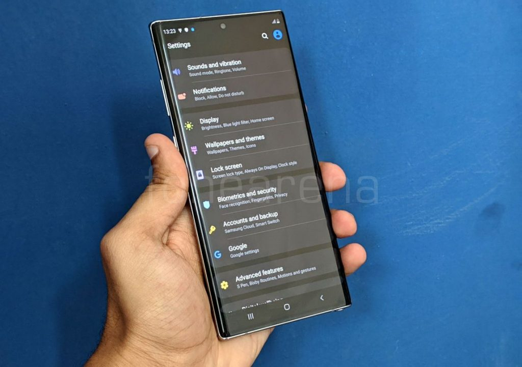 Samsung Galaxy Note 10+ Unboxing and First Impressions