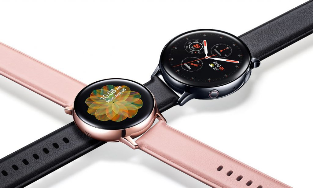 Samsung Galaxy Watch Active2 with Super AMOLED display