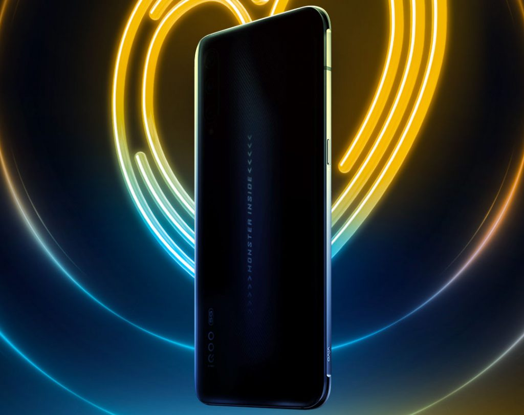 Vivo iQOO V1955A with 6.44-inch AMOLED screen, Snapdragon 865, 5G, 64MP quad rear cameras, 55W fast charging gets certified