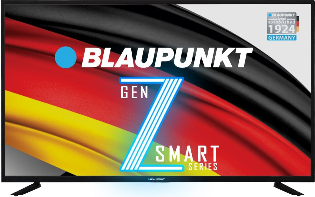 Blaupunkt Gen Z 43-inch and 49-inch FULL HD Smart LED TVs launched in India for Rs. 19999 and Rs. 24999