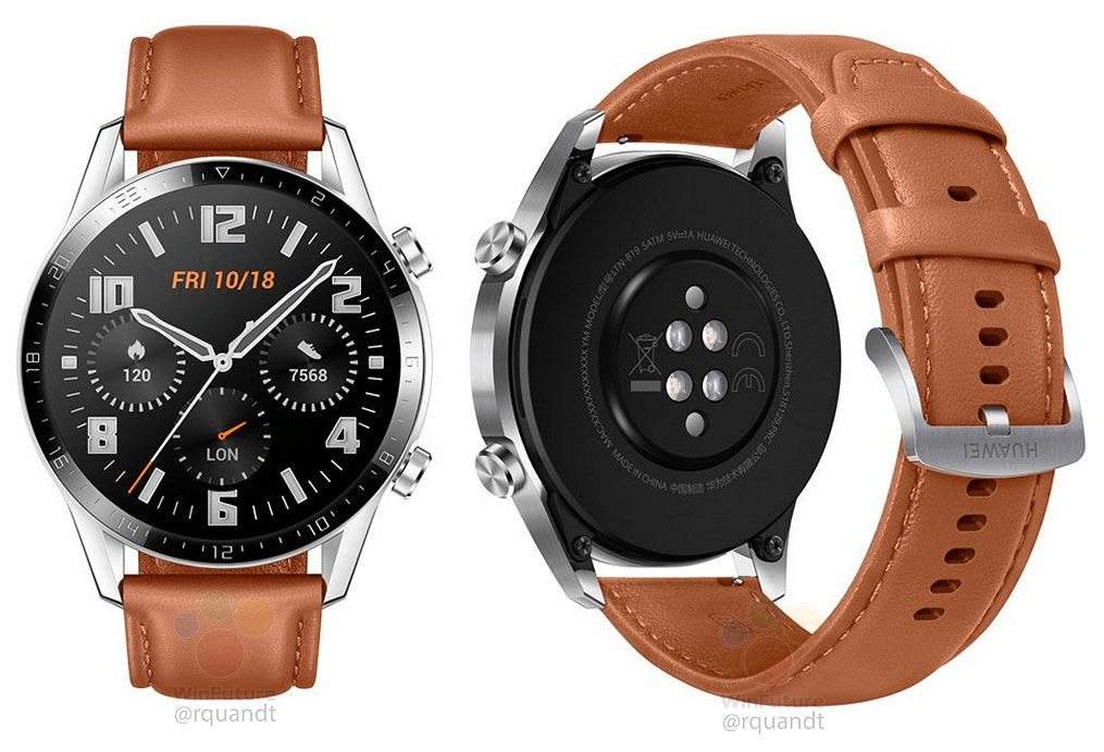 HUAWEI Watch GT2 'Notify Me' goes live ahead of India launch next week