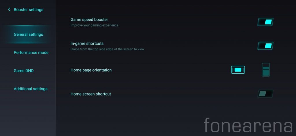 Miui Game Turbo 20 Overview
