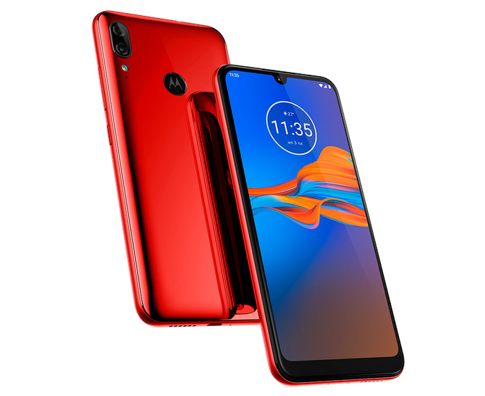 Moto E6 Plus with 6 1-inch HD+ Max Vision display, dual rear