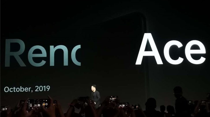 OPPO Reno Ace with 65W SuperVOOC fast charging, 90Hz display to be announced in October