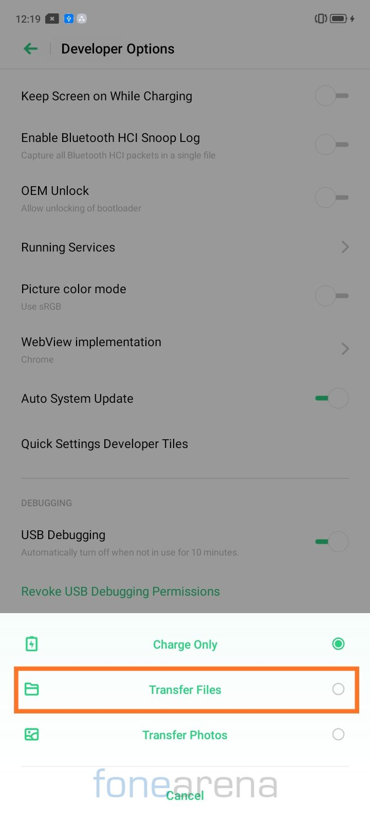 How to uninstall apps on realme devices without root