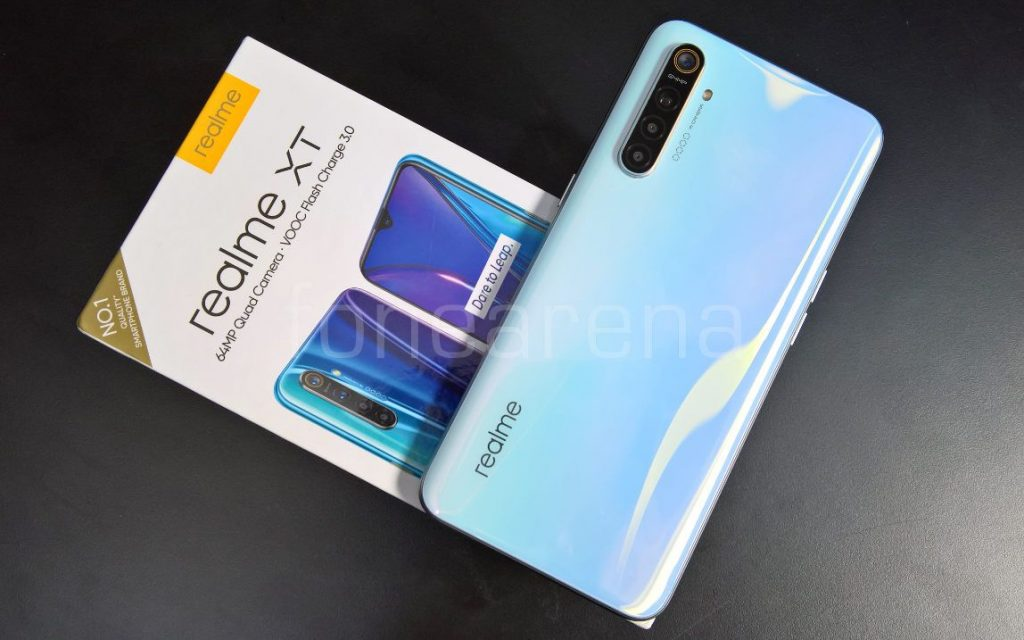 Realme XT realme UI Software Update Tracker [Update: Android 10 based realme UI 1.0]