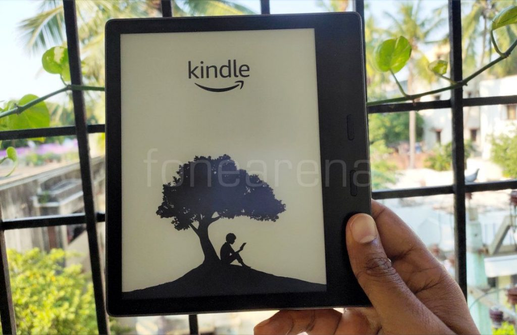 Kindle Vs Sony Reader: Amazon Kindle Oasis (2019) Review