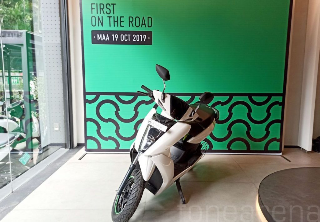 Ather 450 deliveries begin in Chennai, will launch in Hyderabad next