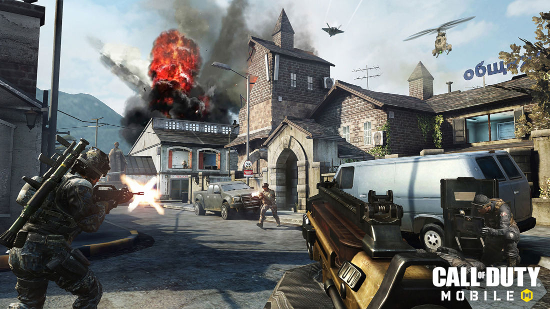Call of Duty: Mobile crosses 35 million downloads on App Store and Google Play Store