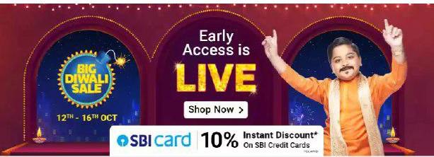 Flipkart Big Diwali Sale 2019: Best deals on Smartphones, Tablets, LED TVs and more