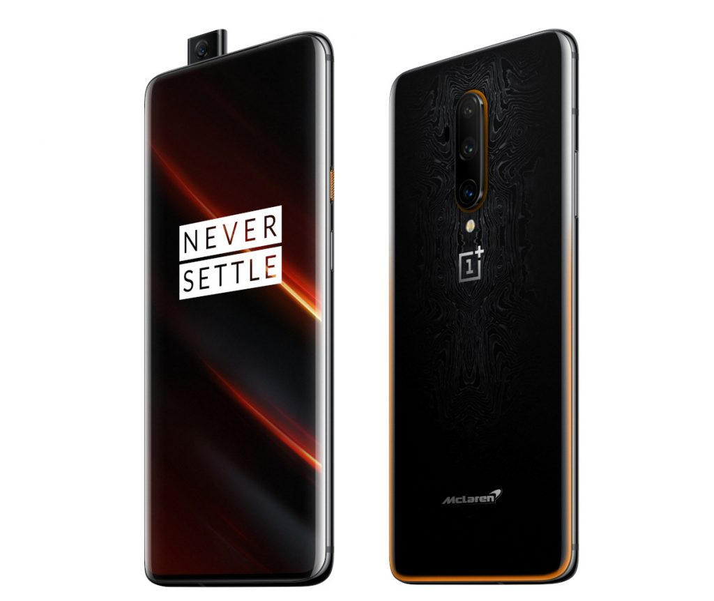 OnePlus 7T Pro McLaren Edition With 6.67-inch Quad HD
