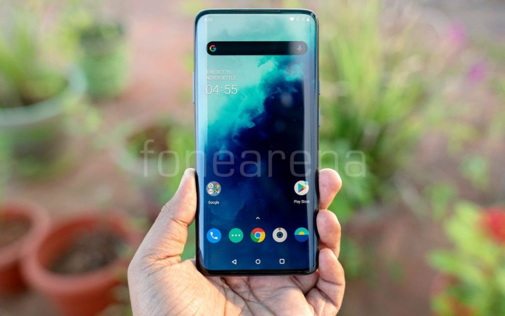 OnePlus 7T OxygenOS 10.0.6 and 7T Pro OxygenOS 10.0.4 updates bring standby power optimization, bug fixes and more