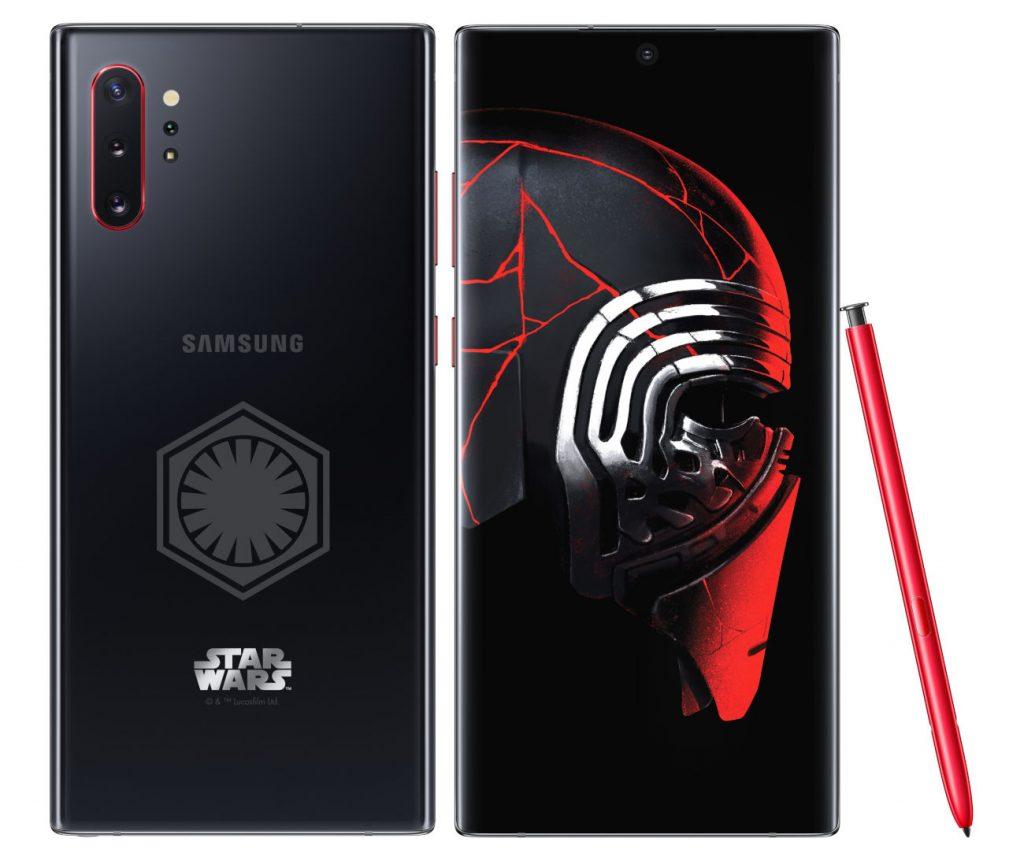 Samsung Galaxy Note 10 Plus Star Wars Edition