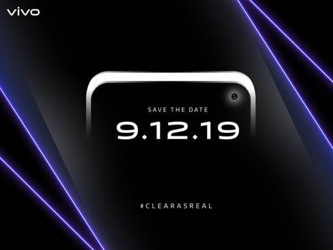 Vivo schedules an event in India on December 9, Vivo V17 with punch-hole display expected