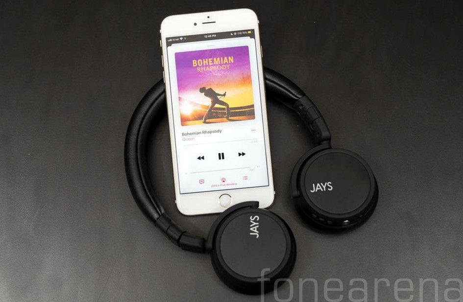 JAYS x-Five wireless headphones Review