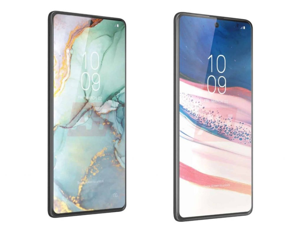 Image result for New renders of Galaxy S10 Lite and Note 10 Lite surface ahead of 2020 release