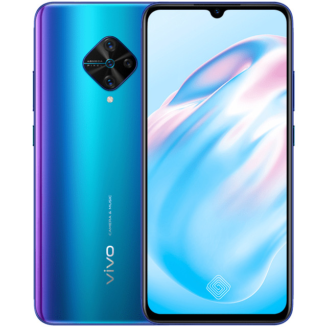 Vivo S1 Pro with 6.38-inch FHD+ AMOLED screen, in-display fingerprint scanner, quad rear cameras launched in India for Rs. 19990