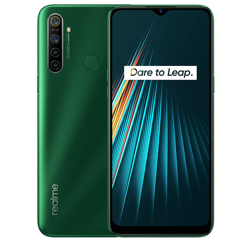 Realme 5i with mini Drop display, quad rear cameras to be announced on January 6