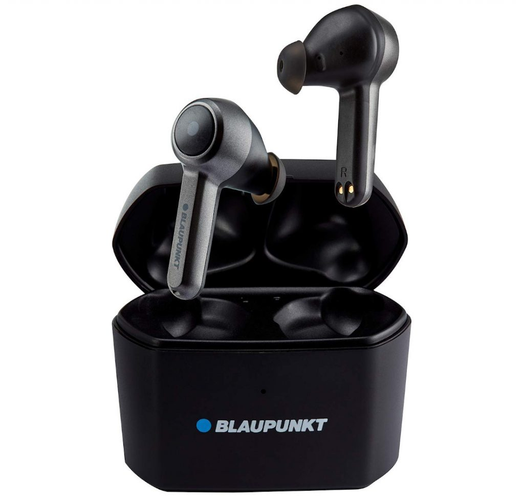 Blaupunkt BTW Pro truly wireless earphones with Bluetooth 5.0, AptX launched in India for Rs. 6999