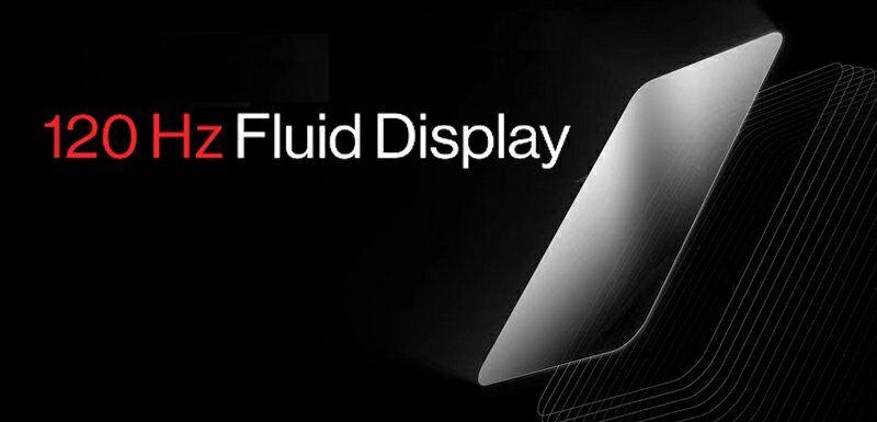 "Obtienes la serie OnePlus 8 Fluido Pantalla AMOLED DisplayMate ""A +"" 1"