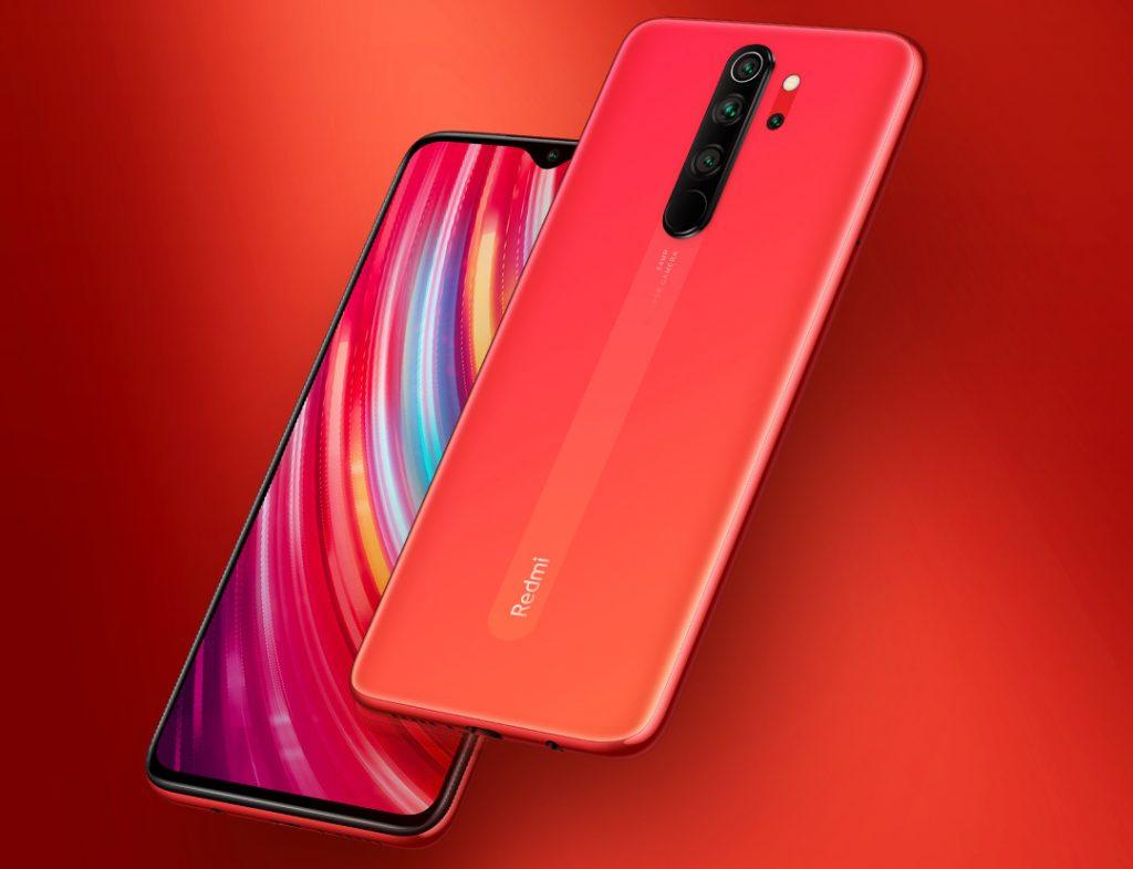 Redmi Note 8 Pro Gets A New Twilight Orange Color Variant
