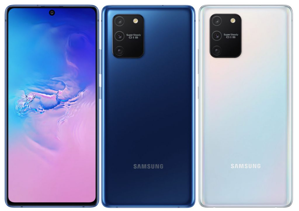 Samsung Galaxy S10 Lite with Snapragon 855 launching in India on Flipkart soon, Galaxy Note10 Lite is also coming soon