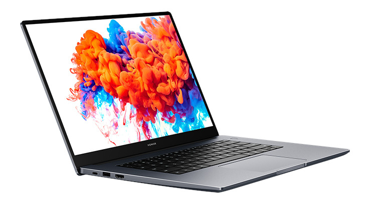 HONOR MagicBook 15 with 15.6-inch FHD display, Ryzen 5 CPU, pop-up ...