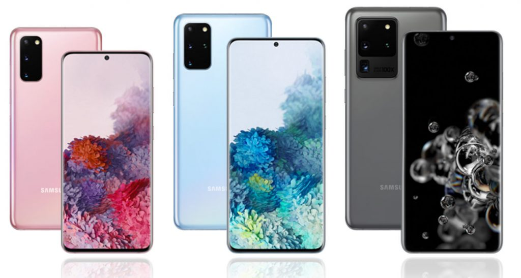 Samsung Galaxy S20, Galaxy S20+ and Galaxy S20 Ultra price revealed in India as pre-orders begin