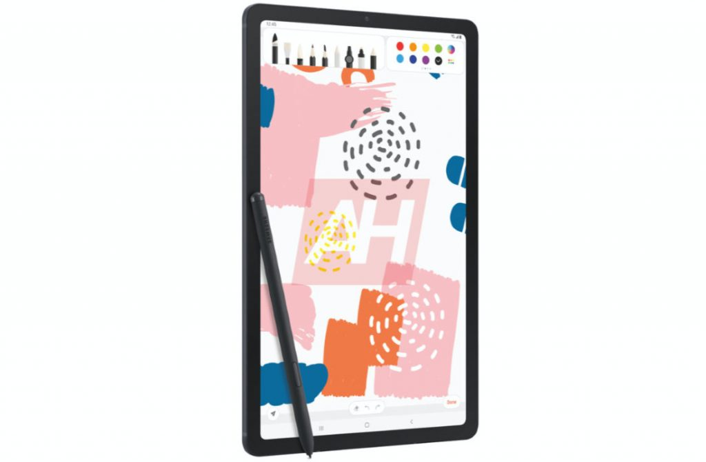 Samsung Galaxy Tab S6 Lite with updated S Pen design surfaces