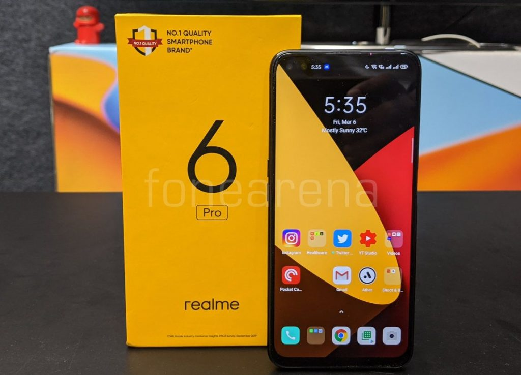 Realme 6 Pro Review Good 90hz Mid Range Phone But For Rs 16999