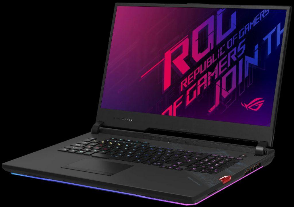 تقدم ASUS 7 أجهزة كمبيوتر محمولة ROG جديدة مع وحدات المعالجة المركزية من السلسلة Intel من الجيل العاشر H و NVIDIA RTX 2080/2070 Super GPUs 5